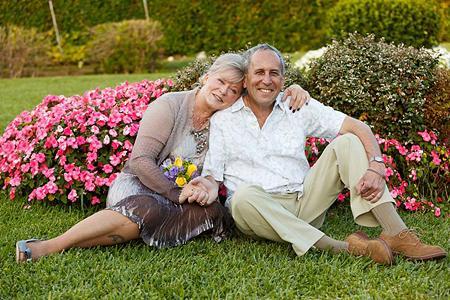 Ken & Sylvia in Bermuda